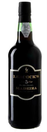 Leacock's Madeira Full Rich 5 Year
